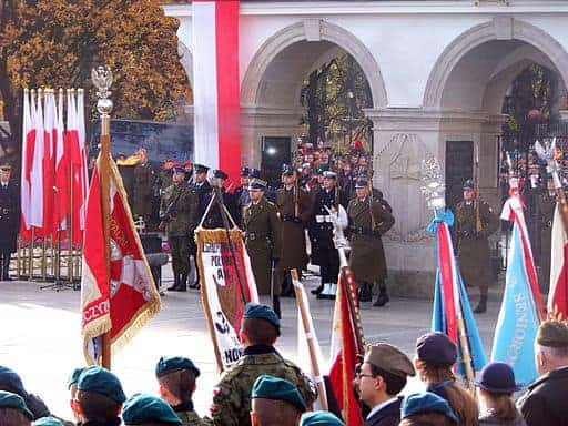 Independence Day of Poland | 11th of November