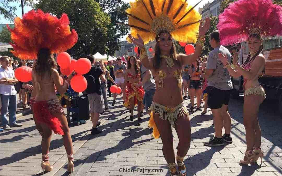 Festival Multicultural Varsovia 2015