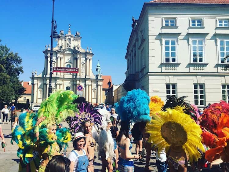 Warsaw Multicultural Street Party 2016