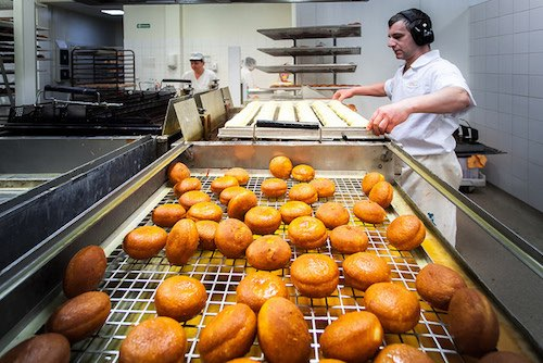 paczek bakery
