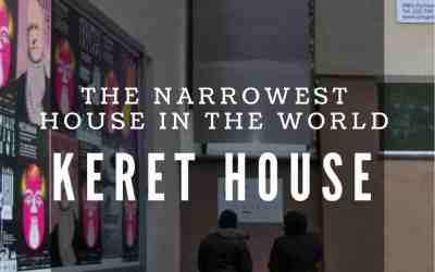 Keret House | The Narrowest House in the World | Tourism in Warsaw