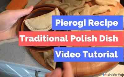 Pierogi Recipe | Traditional Polish Dish | Video Turorial