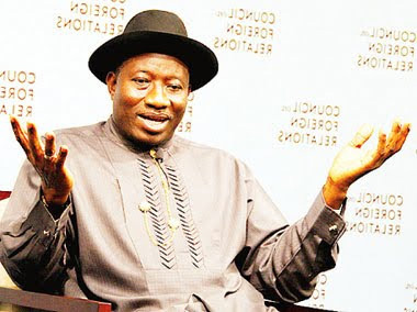 There is only one thief in Nigeria and his name is Goodluck Jonathan