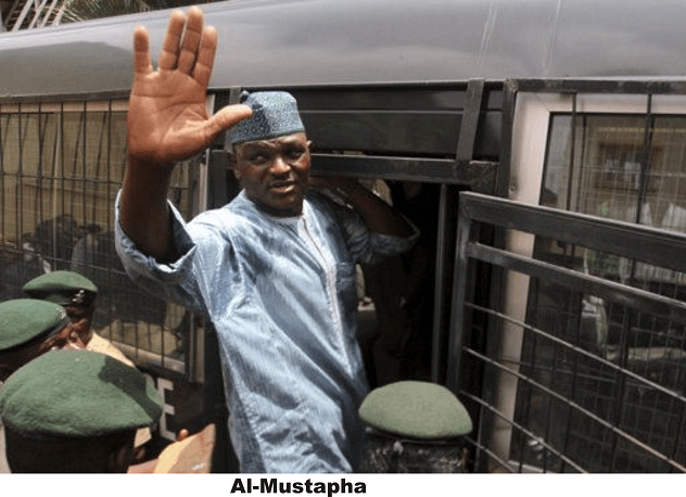 "AL-Mustapha's Prison Notes: ""I would Have Gunned Down Abdulsalami"""
