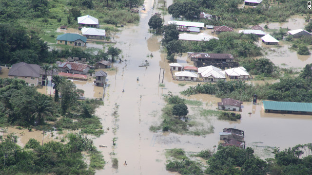 SUBMERGED IN FLOOD; IMMERSED IN CORRUPTION; WHICH WAY NIGERIA?