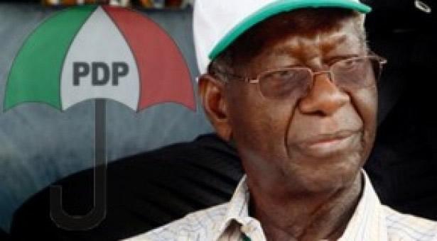 Jonathan, Anenih and the PDP Cabal