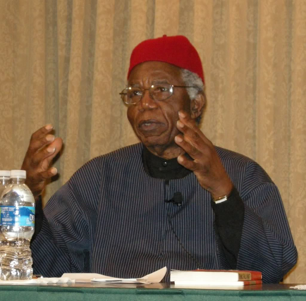First, There Was A Country; Then There Wasn't: Reflections On Achebe's New Book (3)