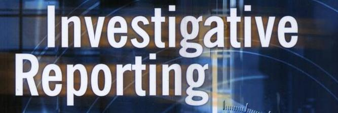 Four things investigative journalism is not