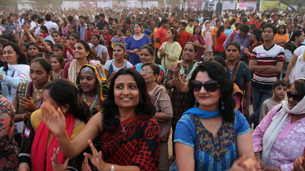 One Billion Rising: An End to Violence Against Women
