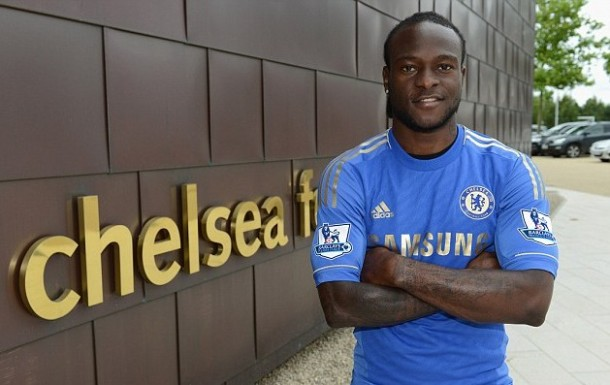 Victor Moses: The story of his difficult life