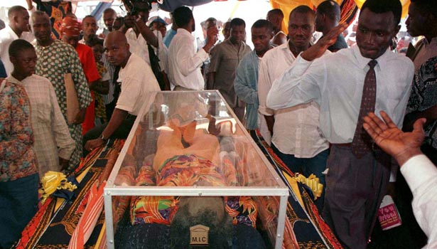Death and humanist funerals in Nigeria