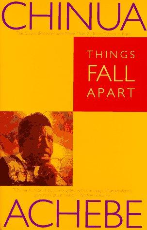 Who Wrote Things Fall Apart?