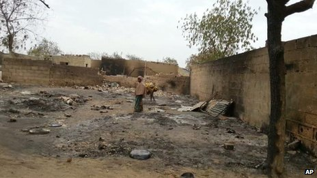 Nigeria fighting 'kills scores' in Baga