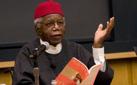 Chinua Achebe: A personal tribute