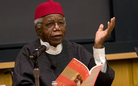 Achebe's best legacy lies in helping African writers tell their own stories
