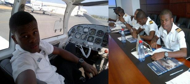 20-year-old Nigerian sets record; graduates as youngest commercial licence pilot‏