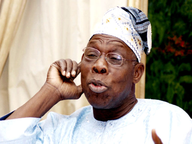 What does Obasanjo want?