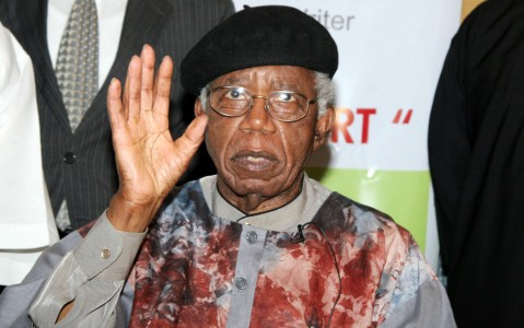 The Achebe I knew