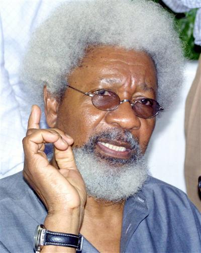 There is only one word to describe what happened to Igbos before the Civil War – genocide: Wole Soyinka