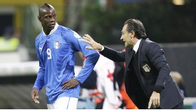 Italian coach sorry for 'colour' comment about Balotelli