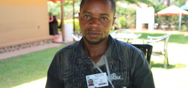 Congolese exiled journalists - living in fear