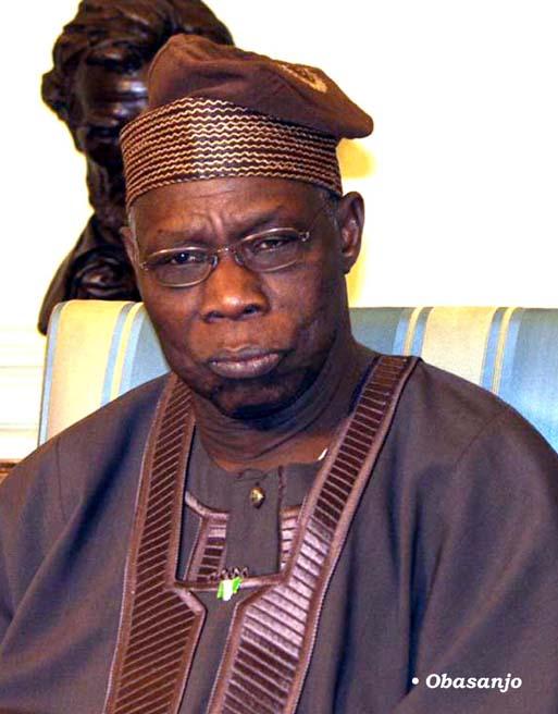 Obasanjo is Nigeria's first 419 leader