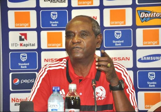 World Cup qualifier: Ethiopia were 'cheated' against Nigeria - coach