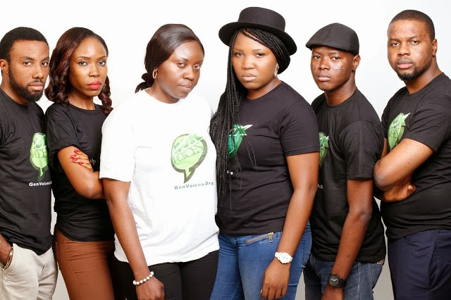 """100,000 Voices"": 100,000 young Nigerians stand together!"