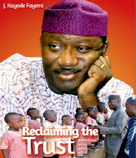 Gov Fayemi bags ERA/FoEN maiden social security award