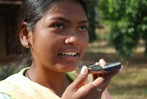 Women in India use mobile news service to report incidents of rape