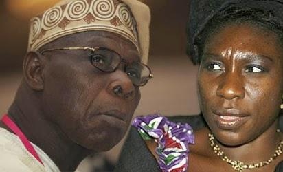 'Dear Daddy, you don't own Nigeria': Iyabo Obasanjo berates father: calls him liar, manipulator, hypocrite