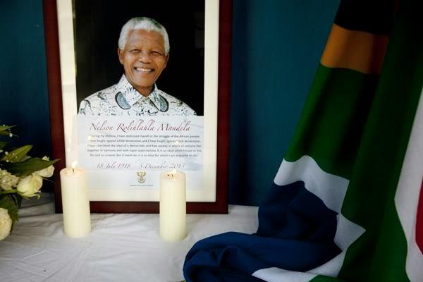 After Mandela, the battle commences