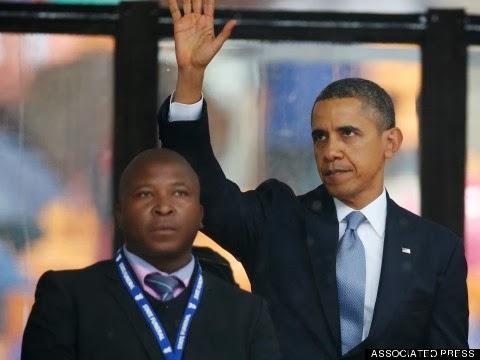 Mandela ceremony interpreter saw 'Angels,' has violent past
