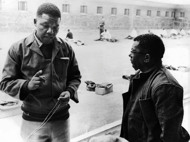 Nelson Mandela life story: Thank you for your life, my friend - by Walter Sisulu