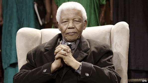 Nelson Mandela: The long walk is over