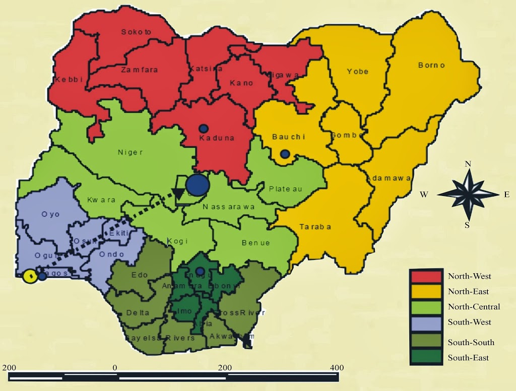 Caliphate Colonialism-The taproot of the trouble with Nigeria (Intro and Part 1)