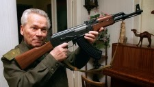 Mikhail Kalashnikov, designer of the AK-47 rifle, dead at 94
