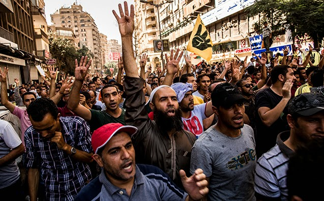 Does the history of the Algerian coup offer clues to what Egypt may expect?