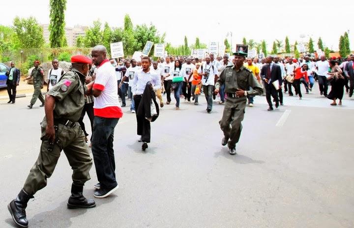 On a Nigerian revolution