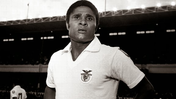 Remembering Eusebio, 'The Black Panther'
