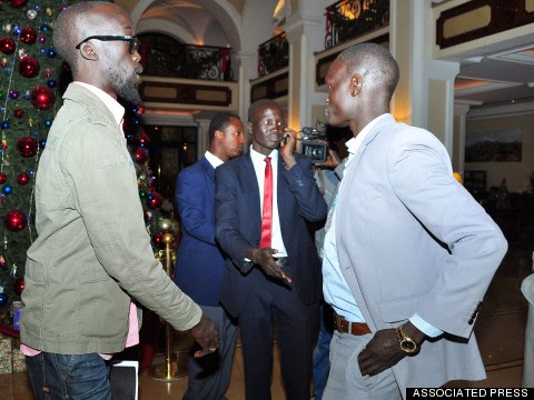 South Sudan's warring factions meet in Ethiopia for peace talks