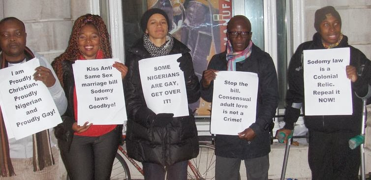 Why can't he just be like everyone else? The antigay hysteria in Nigeria