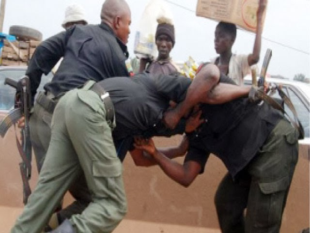 Cleansing the rot in Nigerian Police
