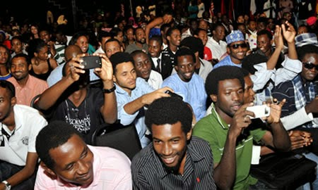 The pathetic condition of Nigerian youths
