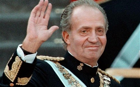 Spain's King Carlos abdicates for his 'New Generation' son