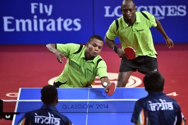 Commonwealth games and state of Nigerian table tennis