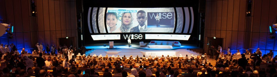 6th edition: World Innovation Summit for Education (WISE) November 4-6, Doha, Qatar- Share your expertise, broaden your impact‏