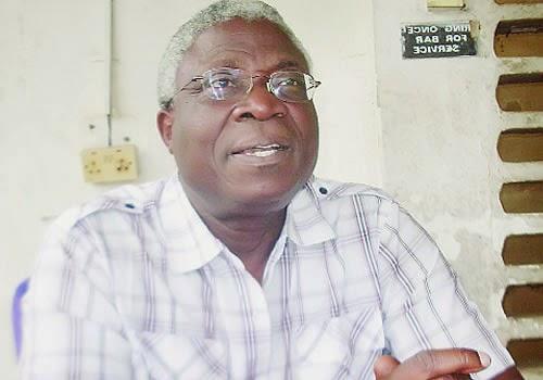 My frustrations with Nigeria – Prof Niyi Osundare