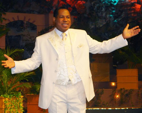 "Nigeria's superstar ""Men of God"""