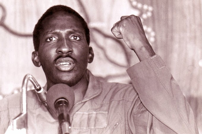 Burkina Faso: Ghost of 'Africa's Che Guevara'